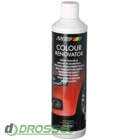 Полироль для восстановления цвета ЛКП Motip Colour Renovator 000