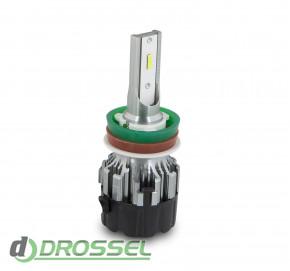 Светодиодная лампа Sho-Me G9.3 H8/H11 30W