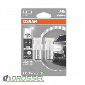 Osram LEDriving SL 1458CW-02B (P21/5W)