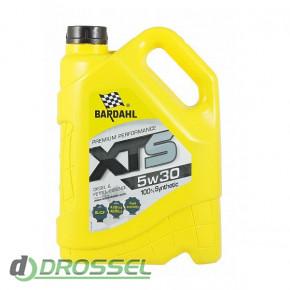 Моторное масло Bardahl XTS 5w-30-1
