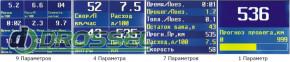 Бортовой компьютер Multitronics C350-2