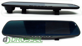 Зеркало заднего вида Vehicle BlackBox DVR_3