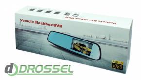 Зеркало заднего вида Vehicle BlackBox DVR_11