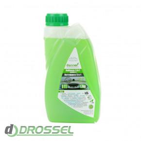 Антифриз Dannev Antifreeze Grønn G11-2