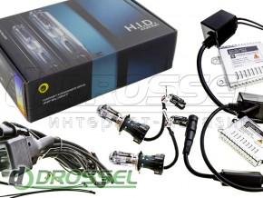 Биксенон Infolight Expert Pro 35W H4 (обманка) 4300K, 5000K, 600