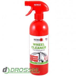 Очиститель колесных дисков Nowax Wheel Cleaner NX75004 (750мл)