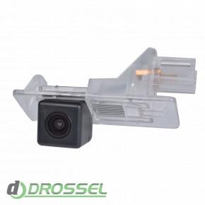 Камера заднего вида Prime-X CA-1402 для Renault