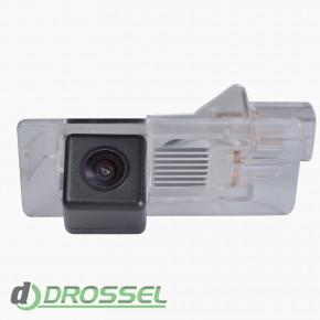 Камера заднего вида Prime-X CA-1402 для Renault_2