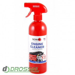 Средство для наружной очистки двигателя Nowax Engine Cleaner NX7