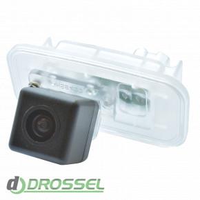 Камера заднего вида IL Trade 1400 для Toyota