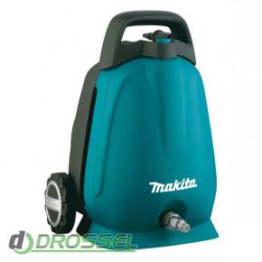 Аппарат высокого давления (минимойка) Makita HW102-1