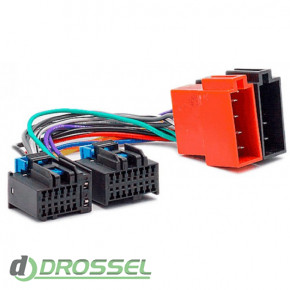 Переходник / адаптер ISO Carav 12-106