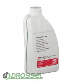 Жидкость Febi 24704 Hydraulic Fluid LHM Plus
