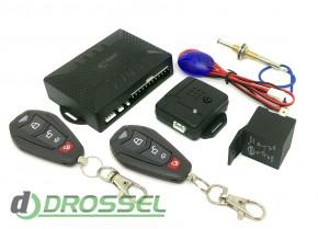 Автосигнализация Tiger Amulet New 868 MHz-3