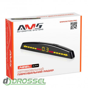 Парктроник AMS A8181in-1