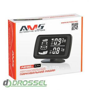 Парктроник AMS A8182in-3