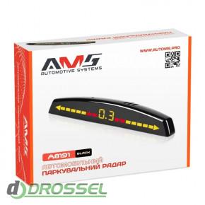 Парктроник AMS A8191-1