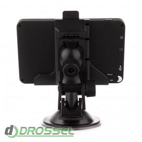 Автомобильный GPS-навигатор Sigma A518_4