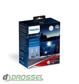 Комплект Philips X-treme Ultinon 11362XUX2 (H11)