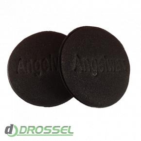 Аппликатор Angelwax Wax Pads Foam Black ANG50818
