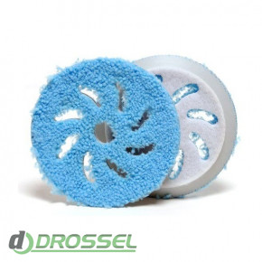 Полировальник Rupes Microfiber Polishing Pad Blue-1