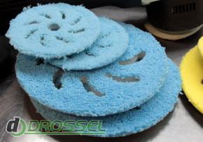 Полировальник Rupes Microfiber Polishing Pad Blue-2