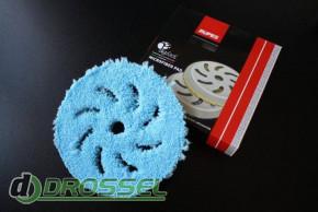 Полировальник Rupes Microfiber Polishing Pad Blue-7