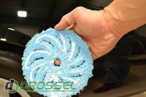 Полировальник Rupes Microfiber Polishing Pad Blue-9