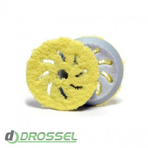 Полировальник Rupes Microfiber Polishing Pad Yellow-1
