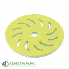 Полировальник Rupes Microfiber Polishing Pad Yellow-4