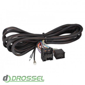 Переходник-удлинитель ISO ACV 1020-21-6500
