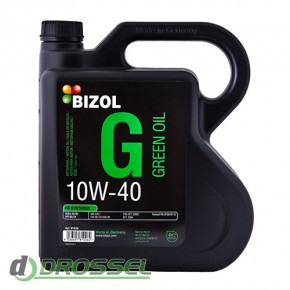 Моторное масло Bizol Green Oil 10W-40_2