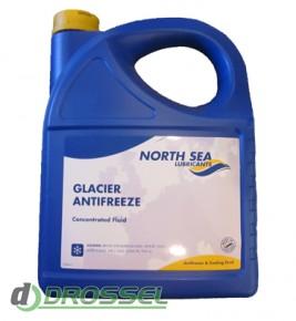 Антифриз North Sea Glacier Antifreeze (концентрат синего цвета)_