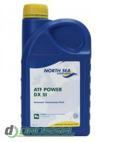 Жидкость для АКПП North Sea ATF POWER DX III_1