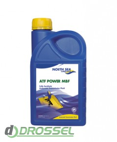 Жидкость для АКПП North Sea ATF Power MBF (MB 236.14, Ssang Yong