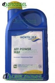 Жидкость для АКПП North Sea ATF Power MBF (MB 236.14, Ssang Yong