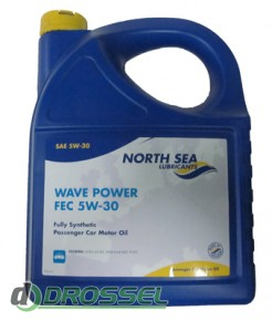 Моторное масло North Sea Wave Power FEC 5W-30_1