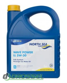 Моторное масло North Sea Wave Power LL 5W-30_1