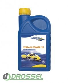 Мотоциклетное моторное масло North Sea Stream Power 2T (1л)