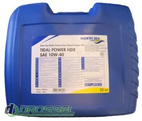 Моторное масло North Sea Tidal Power HDX 10W-40_1