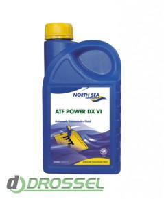 Синтетическая жидкость для АКПП North Sea ATF POWER DX VI