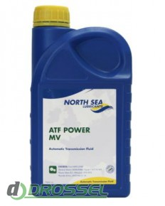 Синтетическая жидкость для АКПП North Sea ATF POWER MV (Hyundai