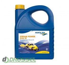 Мотоциклетное моторное масло North Sea Stream Power Syn 2T_0