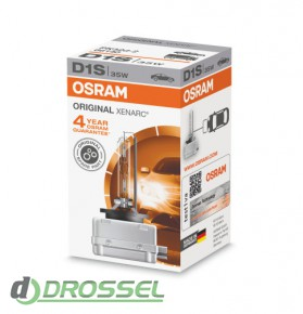 Osram Xenarc D1S OS 66144