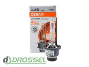 Osram D2S OS 66240 Original Xenarc 35W
