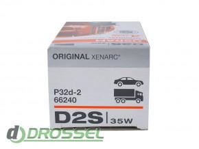 Osram D2S OS 66240 Original Xenarc 35W_6