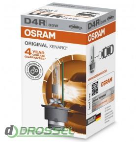 Osram D4R Original Xenarc OS 66450