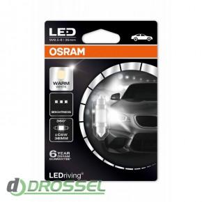 Osram LEDriving Premium 6498WW-01B