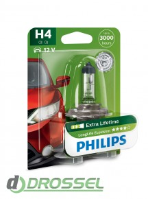 Philips LongLife EcoVision PS 12342 LLECO B1 (H4)0