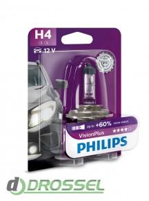 Philips VisionPlus PS 12342 VP B1 (H4)